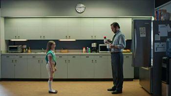Coffee-Mate Girl Scouts TV Spot, 'Break Room'