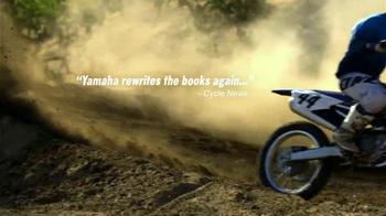 2014 Yamaha YZ450F & YZ250F TV Spot, 'What Pushes You?' - Thumbnail 9