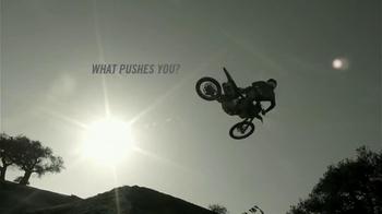 2014 Yamaha YZ450F & YZ250F TV Spot, 'What Pushes You?' - Thumbnail 1