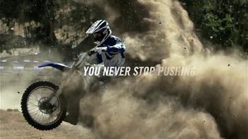 2014 Yamaha YZ450F & YZ250F TV Spot, 'What Pushes You?' - Thumbnail 5