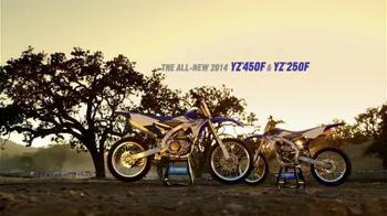 2014 Yamaha YZ450F & YZ250F TV Spot, 'What Pushes You?' - Thumbnail 7