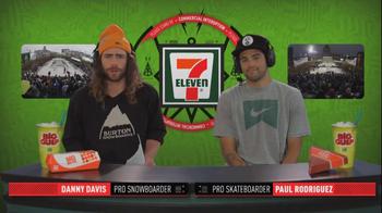 7-Eleven TV Spot, 'Big Gulp' Ft. Danny Davis & Paul Rodriguez - Thumbnail 4