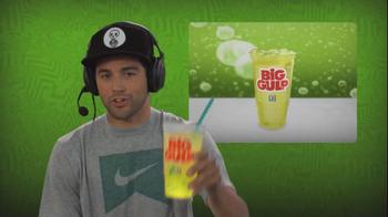 7-Eleven TV Spot, 'Big Gulp' Ft. Danny Davis & Paul Rodriguez - Thumbnail 6