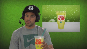 7-Eleven TV Spot, 'Big Gulp' Ft. Danny Davis & Paul Rodriguez - Thumbnail 7