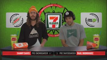 7-Eleven TV Spot, 'Big Gulp' Ft. Danny Davis & Paul Rodriguez
