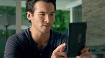 Amazon Kindle Fire HDX TV Spot, 'Kindle Free Time' - Thumbnail 7