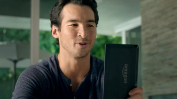 Amazon Kindle Fire HDX TV Spot, 'Kindle Free Time' - Thumbnail 8