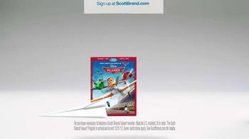 Scott Brand TV Spot, 'Disney Planes' - Thumbnail 4