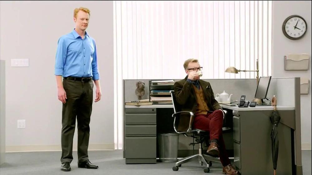 BasicTalk TV Commercial, 'The Englishman'