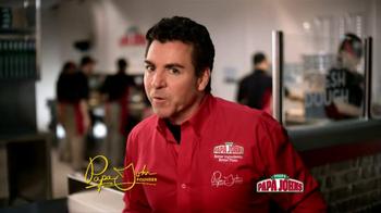 Papa John's Italian Meats & Four Cheese Pizza TV Spot - Thumbnail 1
