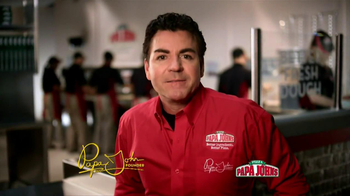Papa John's Italian Meats & Four Cheese Pizza TV Spot - Thumbnail 2