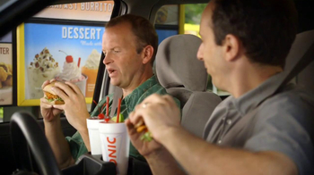 Sonic Drive-In Spicy Chicken Sandwiches TV Spot, 'New Word' - Thumbnail 3