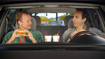 Sonic Drive-In Spicy Chicken Sandwiches TV Spot, 'New Word' - Thumbnail 4