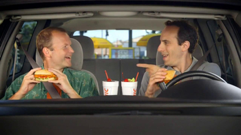 Sonic Drive-In Spicy Chicken Sandwiches TV Spot, 'New Word' - Thumbnail 5