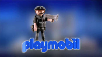Playmobil City Action Police TV Spot - Thumbnail 1