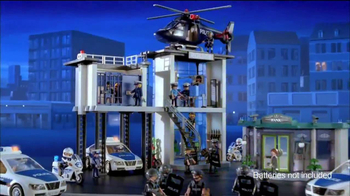 Playmobil City Action Police TV Spot - Thumbnail 9