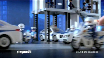 Playmobil City Action Police TV Spot - Thumbnail 3