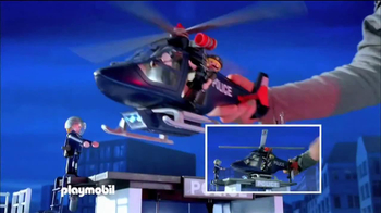 Playmobil City Action Police TV Spot - Thumbnail 5