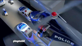 Playmobil City Action Police TV Spot - Thumbnail 6
