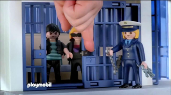 Playmobil City Action Police TV Spot - Thumbnail 8