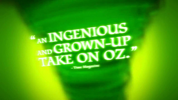 Wicked: The Untold Story of the Witches of Oz TV Spot - Thumbnail 2