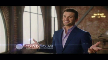Omega XL TV Spot Featuring Tony Dovolani