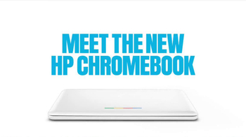 Google HP Chromebook TV Spot, 'For Working Together' - Thumbnail 1
