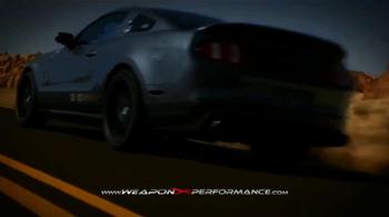 WeaponX Perfomance TV Spot - Thumbnail 4