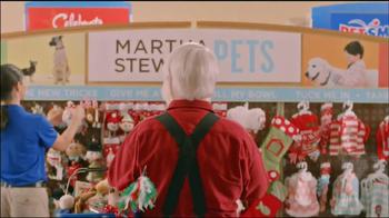 PetSmart Celebrate the Season TV Spot, 'Martha Stewart Pets' - 376 commercial airings