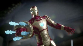 Sonic Blasting Iron Man TV Spot, 'Armor Up With Sonic Blast'