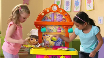 Dora the Explorer Sizzling Surprises Kitchen TV Spot