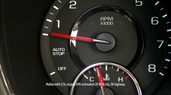 Chevrolet Malibu TV Spot, 'Picture Day' - Thumbnail 6