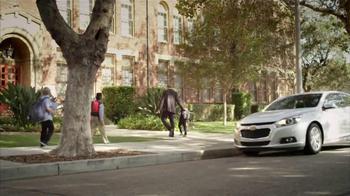 Chevrolet Malibu TV Spot, 'Picture Day' - Thumbnail 8