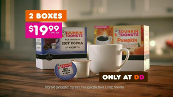 Dunkin' Donuts K-Cups TV Spot, 'Best Day Ever' - Thumbnail 7
