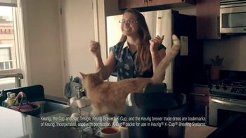 Dunkin' Donuts K-Cups TV Spot, 'Best Day Ever' - Thumbnail 4