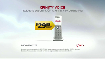Xfinity Voice TV Spot, 'Una Segunda Luna de Miel' [Spanish] - Thumbnail 8