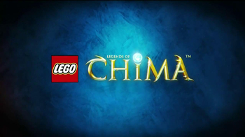 LEGO Legends of Chima Chi TV Spot, 'Fight Back the Powers of Evil' - Thumbnail 1