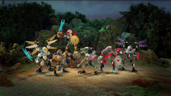 LEGO Legends of Chima Chi TV Spot, 'Fight Back the Powers of Evil' - Thumbnail 10