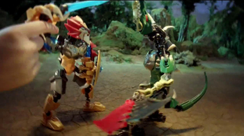 LEGO Legends of Chima Chi TV Spot, 'Fight Back the Powers of Evil' - Thumbnail 6