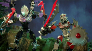 LEGO Legends of Chima Chi TV Spot, 'Fight Back the Powers of Evil' - Thumbnail 7