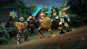 LEGO Legends of Chima Chi TV Spot, 'Fight Back the Powers of Evil'