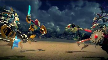 LEGO Legends of Chima Chi TV Spot, 'Fight Back the Powers of Evil' - Thumbnail 9