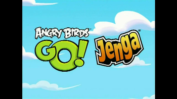 Angry Birds Go! Jenga Pirate Pig Attack TV Spot, 'Cannon' - Thumbnail 2