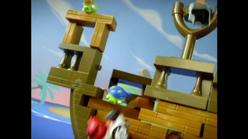 Angry Birds Go! Jenga Pirate Pig Attack TV Spot, 'Cannon' - Thumbnail 8