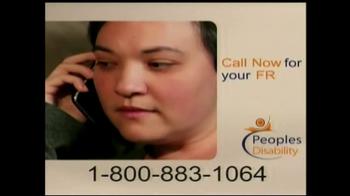 Peoples Disability TV Spot - Thumbnail 8