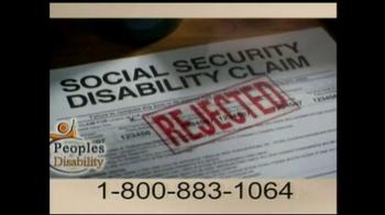 Peoples Disability TV Spot - Thumbnail 3
