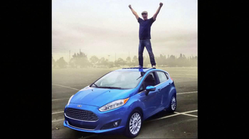 2014 Ford Fiesta TV Spot, 'The Best Stories' Song by Monster Paws - Thumbnail 7