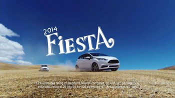 2014 Ford Fiesta TV Spot, 'The Best Stories' Song by Monster Paws - Thumbnail 9