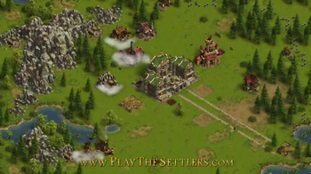 The Settlers Online: Castle Empire TV Spot, 'Home'