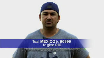 American Red Cross TV Spot Featuring Adrian Gonzalez - Thumbnail 5